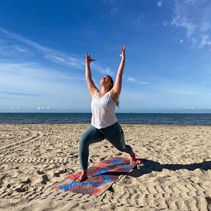 Morning Yoga with Thara image
