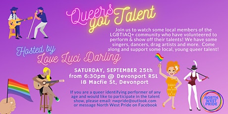 Queers Got Talent tickets