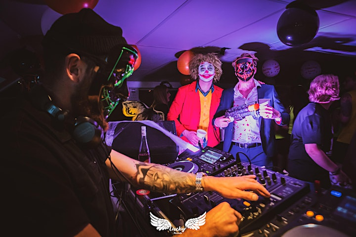 Boat Party // Lucky Presents // Halloween Horror 2 image