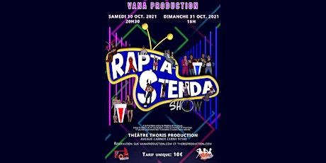 spectacle vivant / Rapta stenda show billets