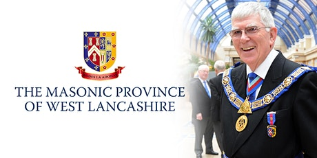 Provincial Grand Lodge & Provincial Grand Chapter tickets