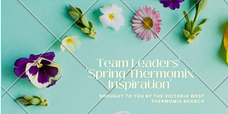 Team Leaders' Spring Inspiration tickets
