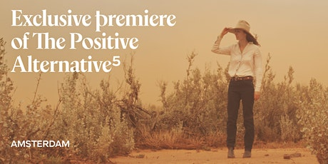 """Exclusive Premiere of """"Diet"""" by The Positive Alternative - Amsterdam tickets"""