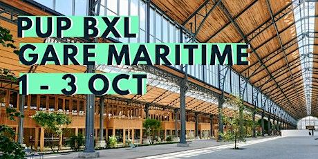 PUP Plantes Uniques & Palpitantes x Gare Maritime tickets