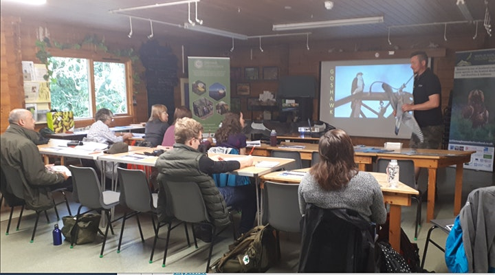 Moffat 2021 - Raptor ID course with SSGEP's Rick Taylor image