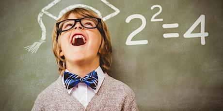English & Math Workshop for Kindy-Year 2 tickets