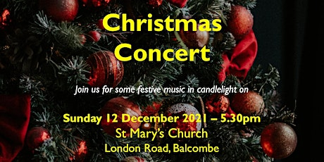 Christmas Concert in Candlelight tickets