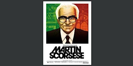 Dédicace d'Amazing Améziane pour Martin Scorsese billets