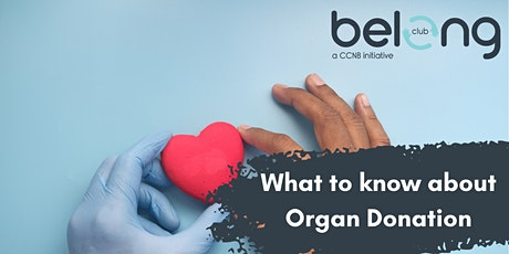 Organ and Tissue Donation tickets