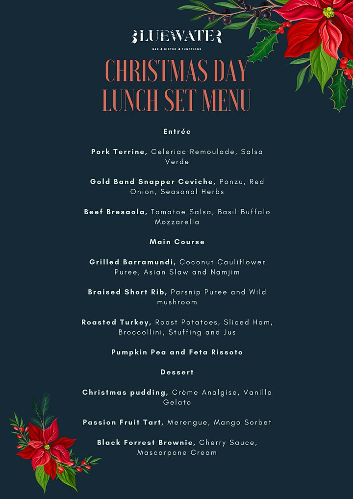 Christmas Day Breakfast & Lunch image