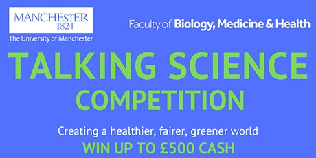 Talking Science Competition: Specialist Training Session tickets