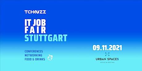 IT Job Fair - Tchoozz Stuttgart Tickets
