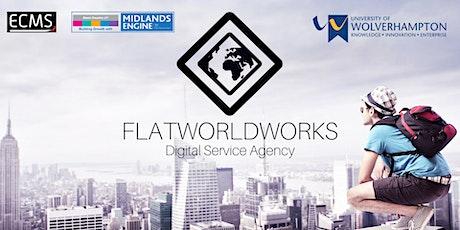 FlatWorldWorks Cyber Security Webinars tickets