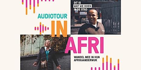 Audiotour In AFRI 2021/2022 tickets