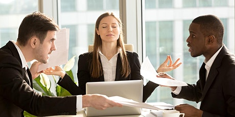 Conflict Management Training In New York City, NY tickets