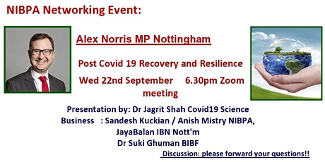 Post Covid Recovery & Resilience : TIME FOR CHANGE tickets