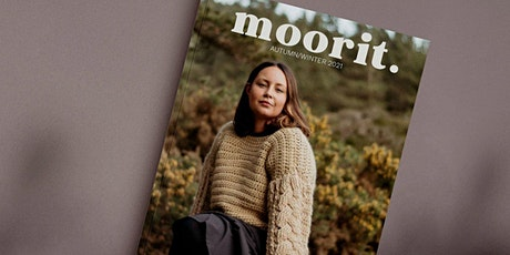 Moorit Virtual Launch Party tickets