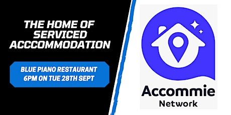 The Accommie Network - Serviced Accommodation Property Event tickets