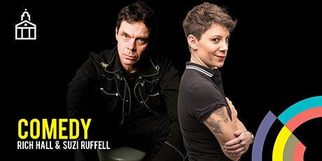Comedy Night with Rich Hall and Suzi Ruffell tickets