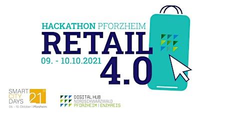 Hackathon Pforzheim 2021 Retail 4.0 Tickets