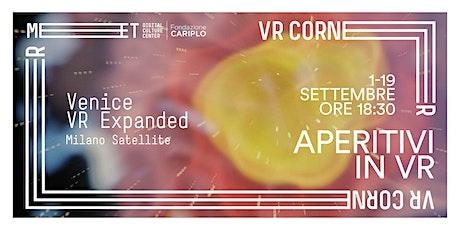 Aperiviti in VR biglietti