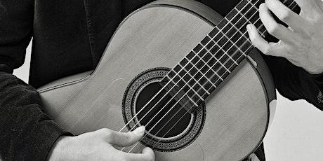Gitarren Workshop - Konzert-/Spanische Gitarre und Leadbegleitung - Modul 2 Tickets