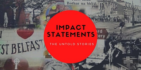 Impact statments, the untold stories tickets