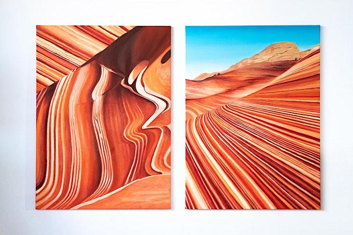 Imagen de Exposición MI ESCRITORIO - Adriana Berges