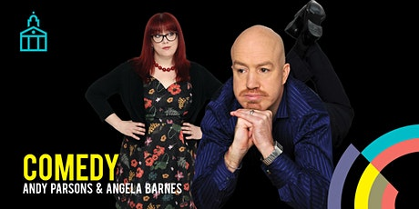 Comedy Night with Andy Parsons and Angela Barnes tickets