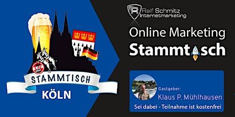 Onlinemarketing-Stammtisch Köln tickets