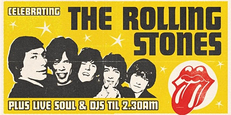 Celebrating the Rolling Stones tickets