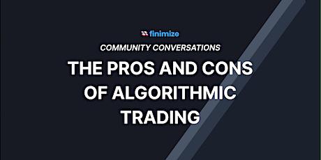 Algorithmic Trading Explained tickets