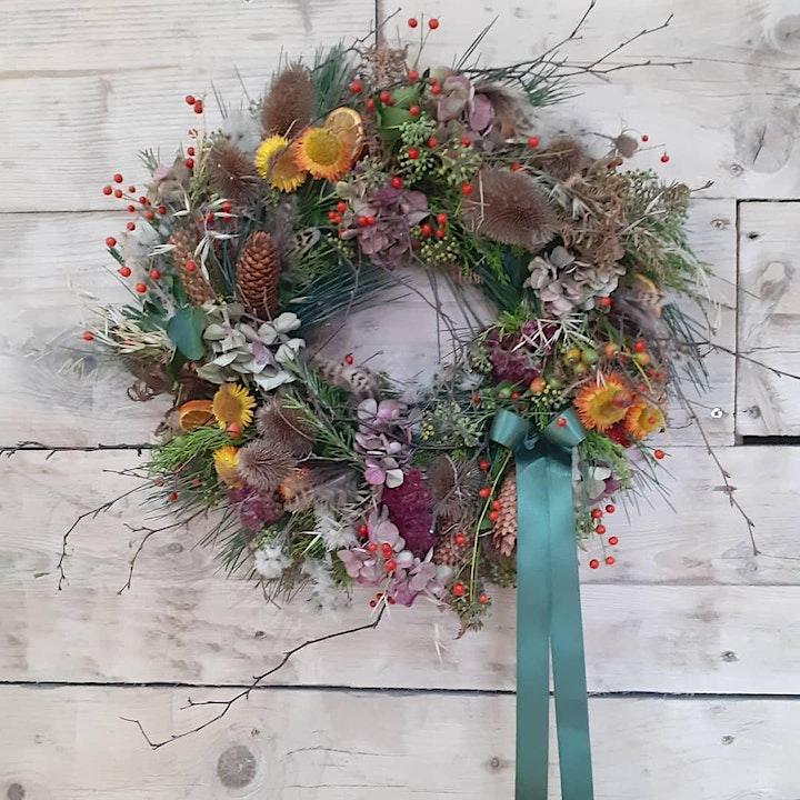 Autumn Wreath Workshop image