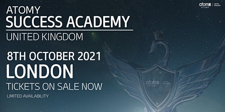 Atomy UK and Europe Success Academy tickets