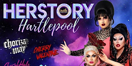 InsidePromotions present HERSTORY: Hartlepool tickets