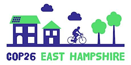 COP26 East Hampshire tickets