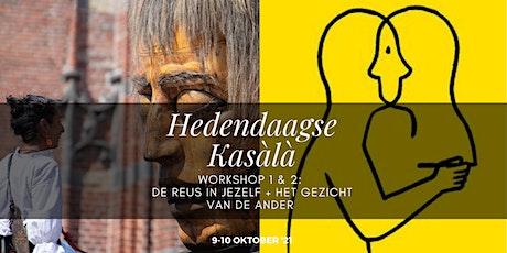 Initiatie 1 + 2 workshop reeks Kasàlà tickets