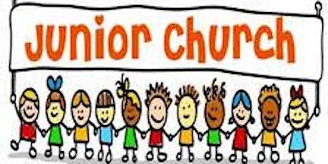 Junior Church @ Adel Parish Church of St. John the Baptist tickets