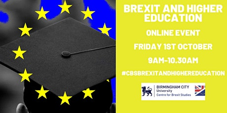 Brexit and Higher Education tickets