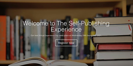 The Self-Publishing Experience: From Manuscript to Market tickets