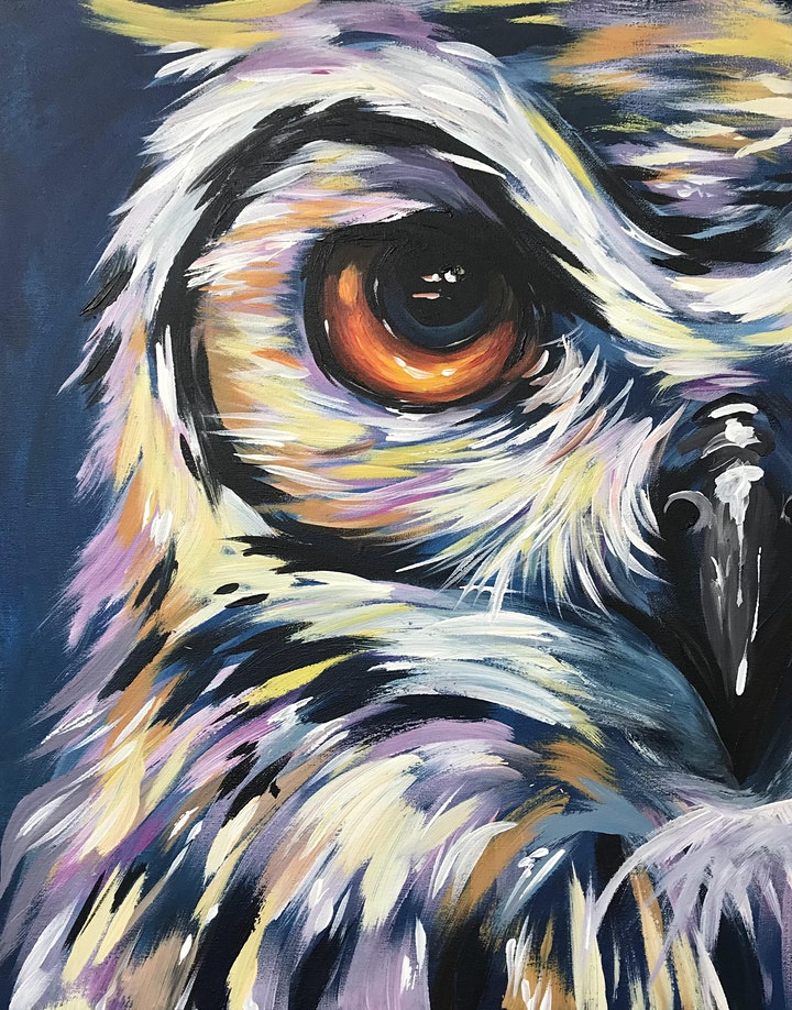 Nightwatch  Brush Party – Oxford - 18.10.21 image