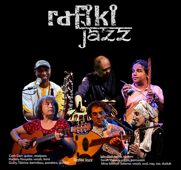 World Music: Rafiki Jazz in Concert image