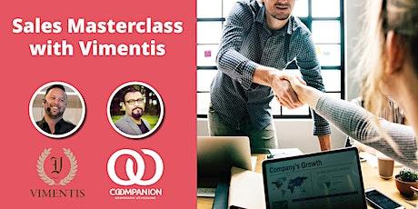 Sales Masterclass with Vimentis biljetter