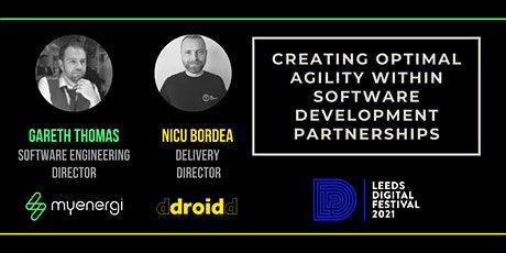 Creating optimal agility within software development partnerships. (LDF) tickets