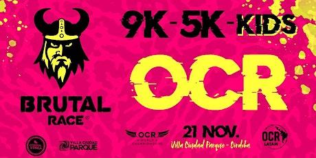Brutal Race OCR 2021 - 21 de Noviembre - Villa Ciu entradas