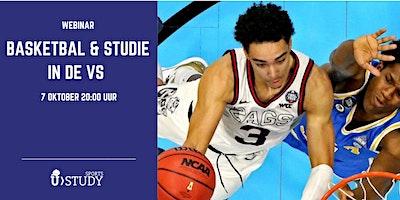 Gratis webinar Basketbal & Studie in de VS