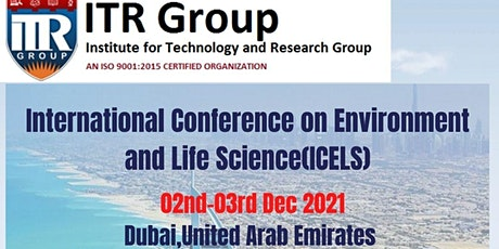 International Conference on Environment and Life Science(ICELS) tickets