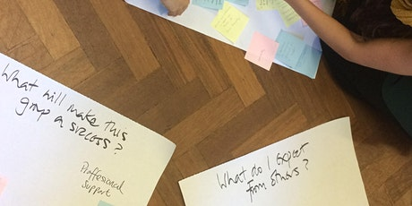 Taster Sessions: Emerging Curators Group 2022 tickets