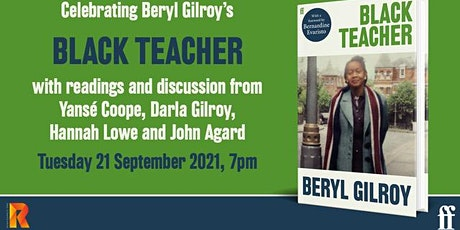 A Tribute to Beryl Gilroy: Black Teacher Book Launch tickets