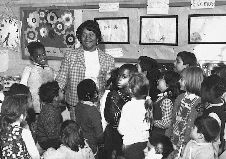 A Tribute to Beryl Gilroy: Black Teacher Book Launch image